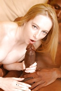 Blonde Doll Kandi Hart Wetting A Huge Brown Prick And Gets Sperm Hosed Around Her Face